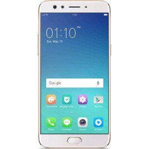 "OPPO F3 - 5.5"" - 64GB ROM - 4GB RAM - 13MP Camera - Dual SIM - 4G"