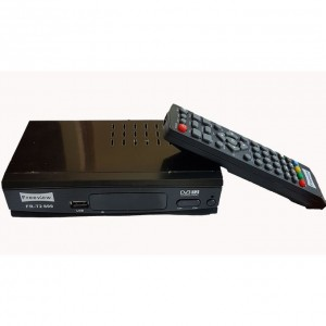 UNIVERSAL Freeview SD/HD DVBT2 Free To Air Digital Set Box Decoder with USB (No Monthly Fees)