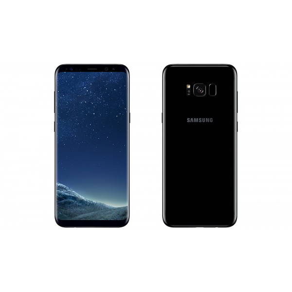 "Samsung Galaxy S8 - 5.8"" - 64GB - 4GB RAM - 12 MP Camera - 4G/LTE - Single SIM"
