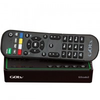 GOTV DIGITAL TERRESTRIAL DECODER with HDMI/USB