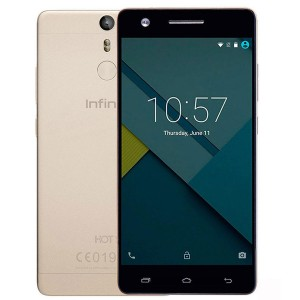 INFINIX Hot S (X521) - 16GB - 2GB RAM - 13MP Camera - 4G - Dual SIM - Gold