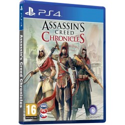 Assassins Creed Chronicles for Play Station 4