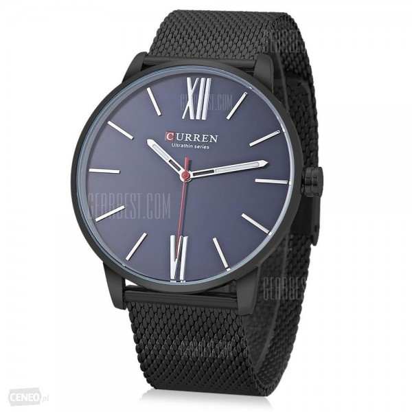 CURREN M8238 Unisex Quartz Watch