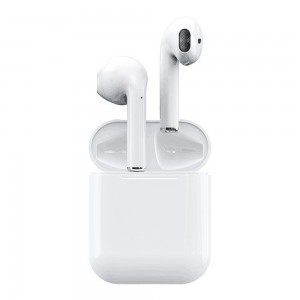 i12 TWS Binaural Call Bluetooth V5.0 Earbuds - White 4