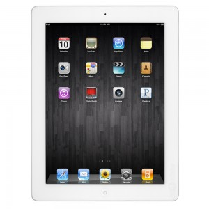 APPLE iPad 4th generation Retina display (WIFI + 4G) - 16GB - White
