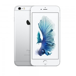 Apple iPhone 6s Plus Unlocked, 16GB - Silver (Certified Refurbished)