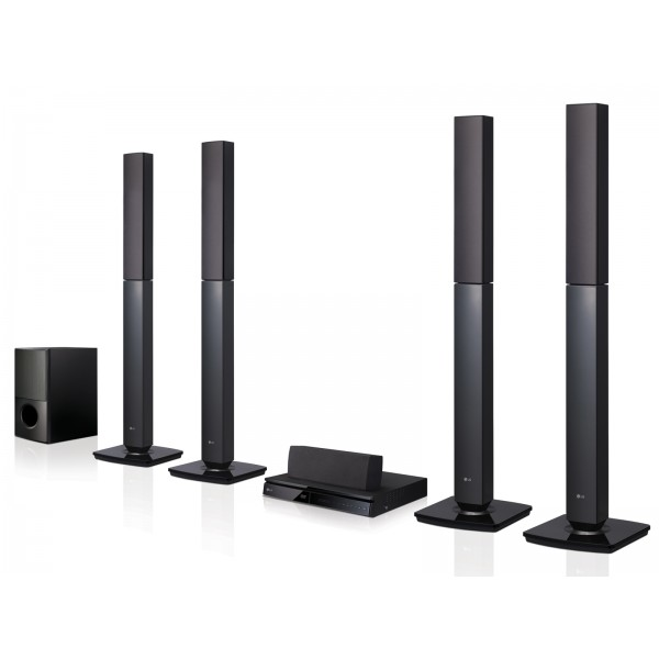 LG LHD657  DVD Home Theater System