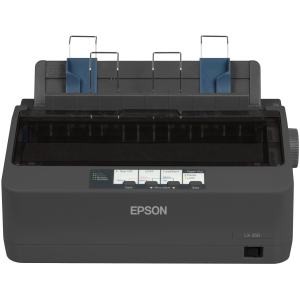 Epson  LX-350 Dot Matrix 9 Pin Printer Black