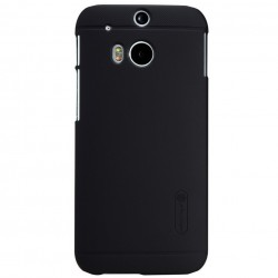 Nillkin Super-Frosted-Shield Executive Case for HTC One M8 -Black