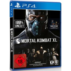 Mortal Kombat XL for PlayStation 4