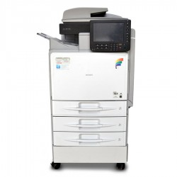 Ricoh Aficio MP-C300 Color PhotoCopier : MPC300