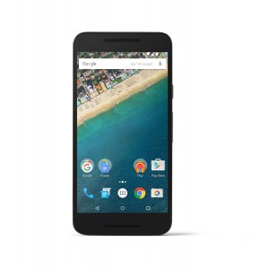LG Google Nexus 5X H798 16GB 4G LTE 12.3MP Camera - Carbon Black