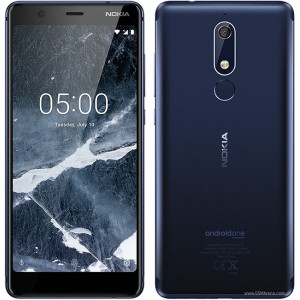 "Nokia 5.1 - 5.5"" - 32GB - 3GB RAM - 16MP Camera - 4G LTE - Dual Sim"