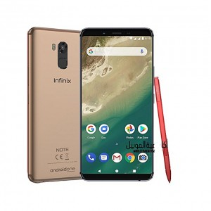 Infinix Note 5 Stylus 6' Full Metalic Body - 64,4GB Ram 16MP Camera