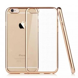 iPhone 6/6s Luxury Clear Crystal Soft Electroplating TPU Case