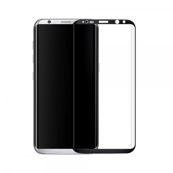 Samsung S8 3D Curved Tempered Full Glass Screen Protector