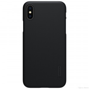 Nillkin Super-Frosted-Shield Executive Case for iPhone XR Black