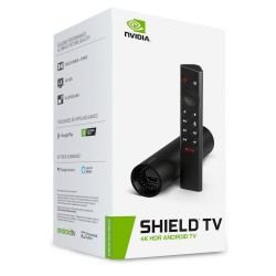 NVIDIA SHIELD TV 4K HDR Streaming Media Player (New 2019 Model)