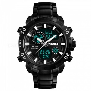 SKMEI 1306 30m Waterproof Men's Digital Fashion Casual Sports Watch