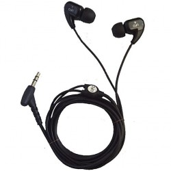 UFO 01 Superbass Stereo Earphones – Black