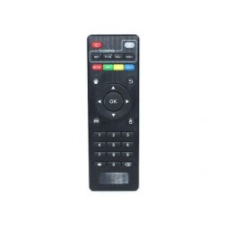 Replacement Remote for MXQ M8N M8C M8S X96 H96 Android TV Box