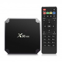 X96 Mini 2GB RAM 16GB ROM Quad Core Android Box