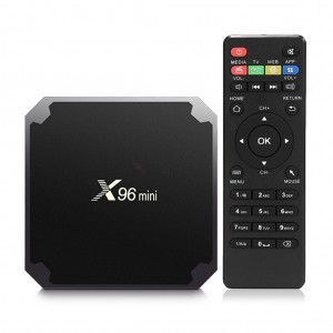 X96 Mini - Android 7.1 - 2GB RAM 16GB ROM Quad Core Android Box