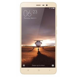 Xiaomi Redmi Note 3s (Gold, 16GB)