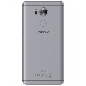 "INFINIX Zero 4 Plus (X602) - 5.98"" - 64GB - 4GB RAM - 20.7MP Camera - Dual SIM - 4G LTE - Grey"